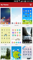Screenshot of Kia Launcher