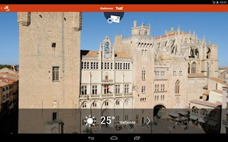 Screenshot of Narbonne Tour