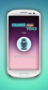 App Change Your Voice APK for Windows Phone