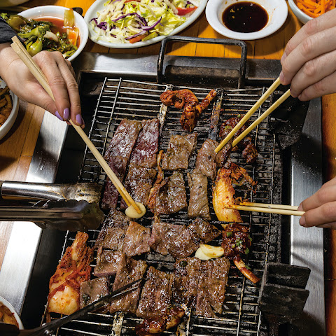 beautiful mosaic korean kalbi recipe on food52 kalbi korean bbq ...