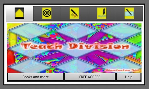 Teach Division With Quiz - screenshot