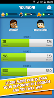 Screenshot of Ruzzle