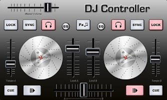 Screenshot of DJ Control
