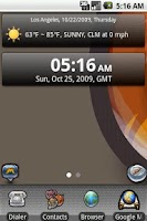 Screenshot of Gack Theme for Ahome