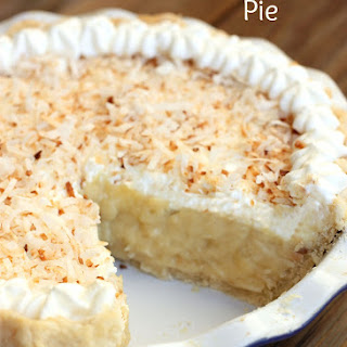 Coconut Cream Pie With Cream Cheese Recipes