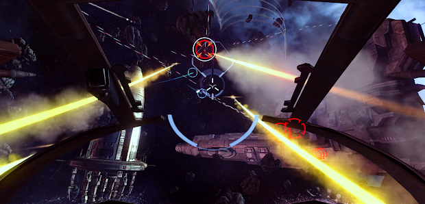 EVE: Valkyrie is only an Oculus Rift exclusive on the PC