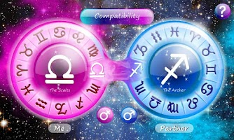Screenshot of Love Horoscope