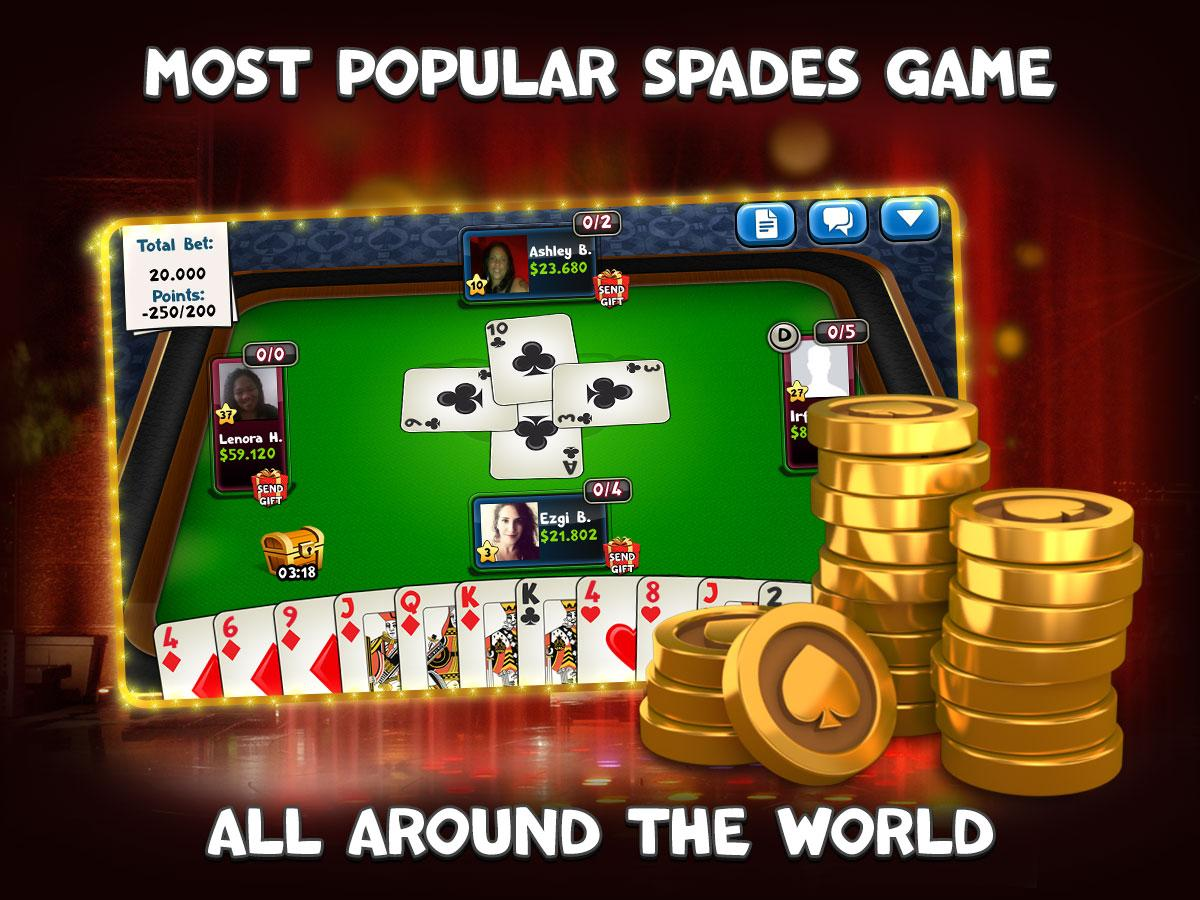 Spades Plus Screenshot 5