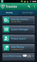 Screenshot of Antivirus & Mobile Security