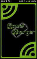 Screenshot of Sound Phone Charger