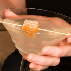 Clear Ginger Cosmopolitan Recipe