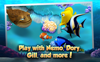 Screenshot of Nemo's Reef