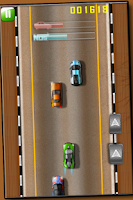Screenshot of Car Race : DownTown Rush