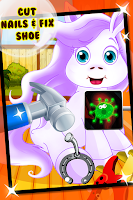 Screenshot of Pony Doctor - Kids Games