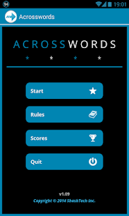 Lastest Acrosswords APK for PC