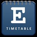 E-Timetable icon