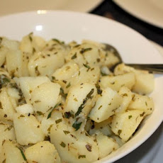 Scandinavian Potato Salad