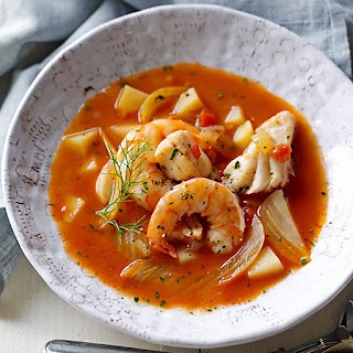 Seafood Stew With Fennel Recipes