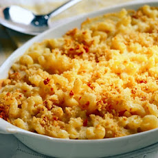 Kicked Up Mac and Cheese