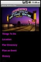 Screenshot of Santa Monica Pier