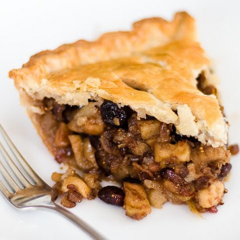 Bacon Mincemeat Pie