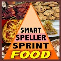 Smart Speller Sprint - Food! icon