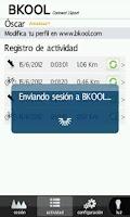 Screenshot of BKOOL