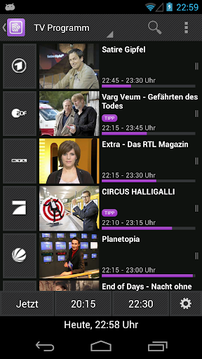 couchfunk-tv-programm-tipps for android screenshot