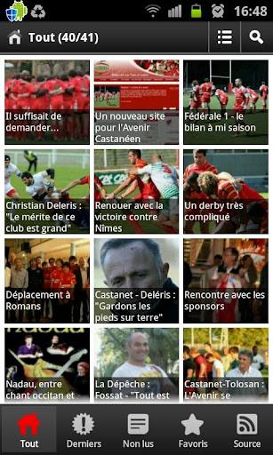 Avenir Castanéen Rugby
