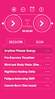 Screenshot of Vita-mind Diet&Fitness