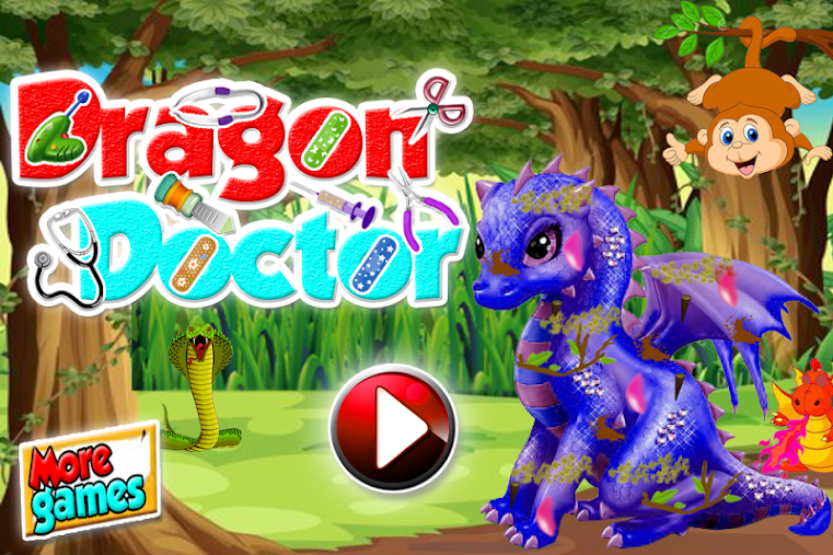 Dragon Doctor - Doctor Games APK