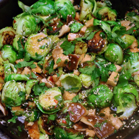black bean sauce recipes dishmaps brussels sprouts in black bean sauce ...