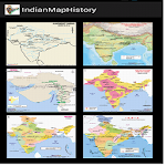 Indian Map History 2.0 Apk