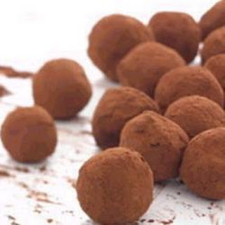 Easy Chocolate Truffles Powdered Sugar Recipes