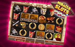 Screenshot of Miracle Slots & Casino FREE