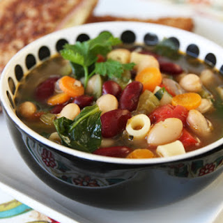 Vegetable Minestrone Soup Recipes