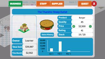 Screenshot of Business City Lite