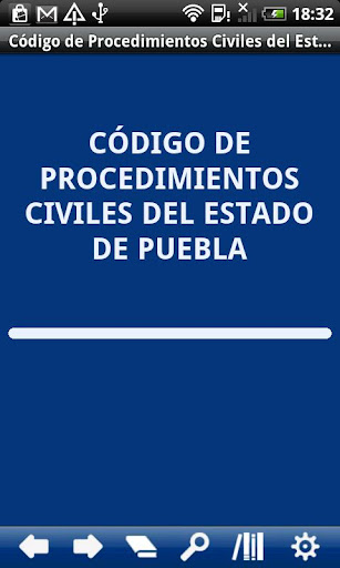 Civil Proc. Code Puebla State