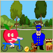 Game Angry Apple Bike 1.0.0 APK for iPhone