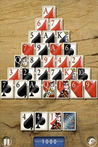 Solitaire Deluxe - screenshot