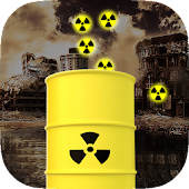 Game Nuclear ballz falling down APK for Windows Phone