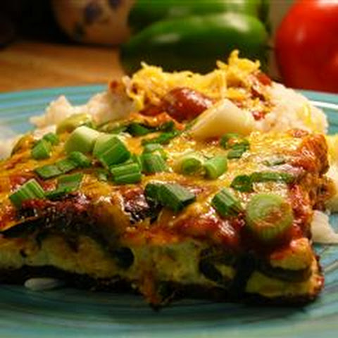 Egg And Cheese Casserole With Chayote Squash And Green Chiles Recipes ...