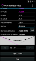 Screenshot of VC Calculator Plus