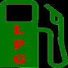 ZB Auto LPG Station Locator icon