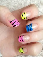 Screenshot of Nails Art 2 2014