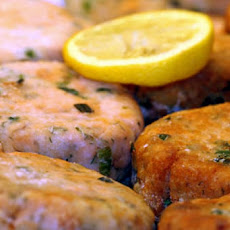 Salmon Drops or Salmon Patties