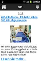 Screenshot of Deutschland News HD