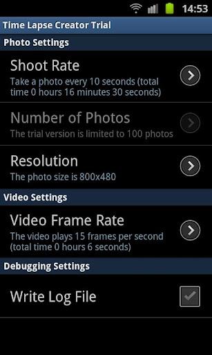 【免費媒體與影片App】Time Lapse Creator (Ads)-APP點子