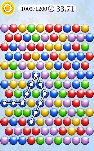 Connect Bubbles - screenshot