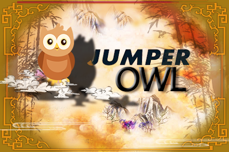 Jumper Owl Game - screenshot